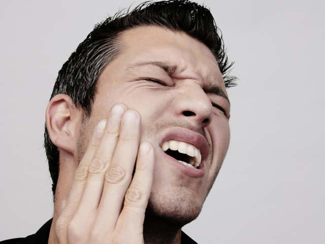 Зубная боль не выносима
