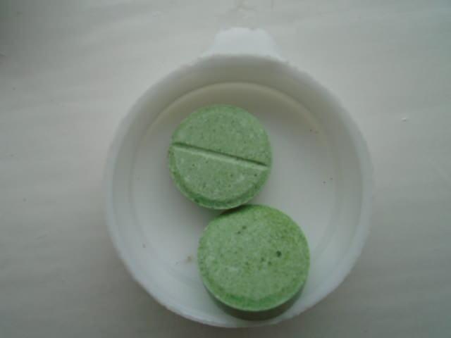 Хлорофиллипт в таблетках