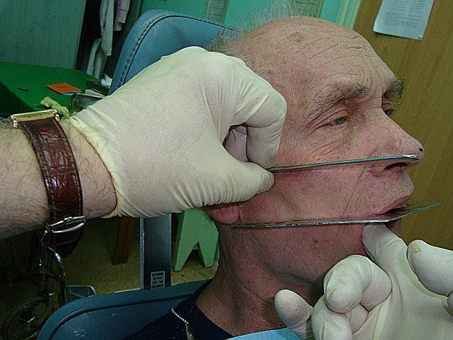 Манипуляции стоматолога
