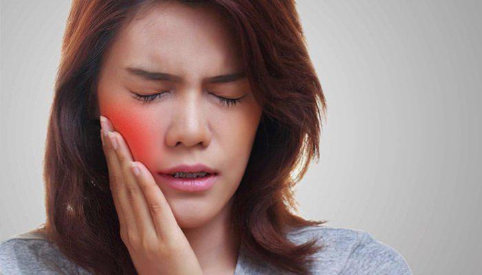 Симптомы ретинированного зуба