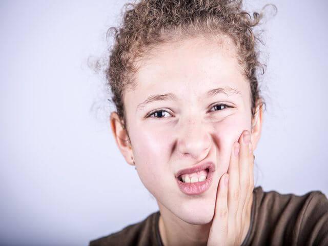сильная чувствительность зубов
