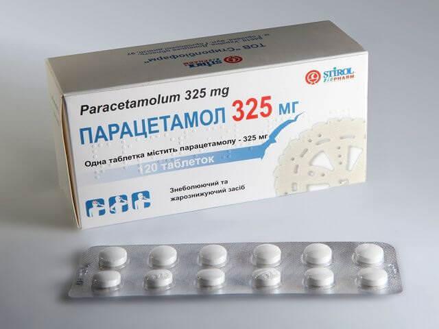 allergie paracetamol symptomen