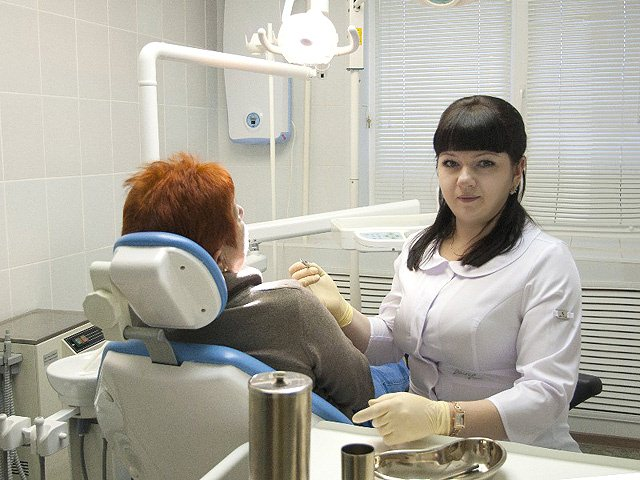 Лечение пульпита в стоматологической клинике