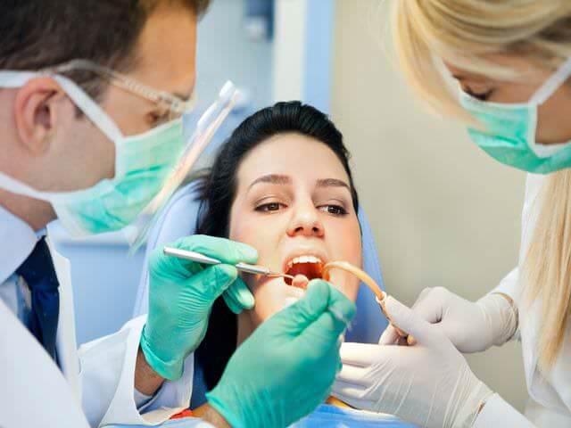 как заморозить зуб