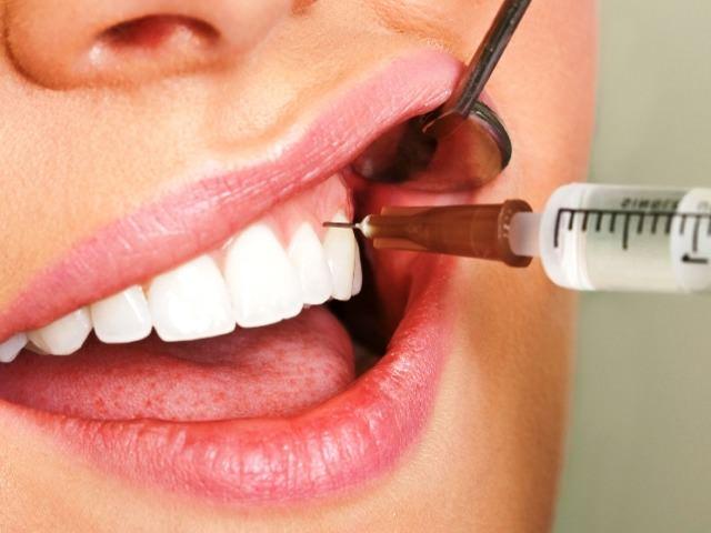 Снимаем зубную боль