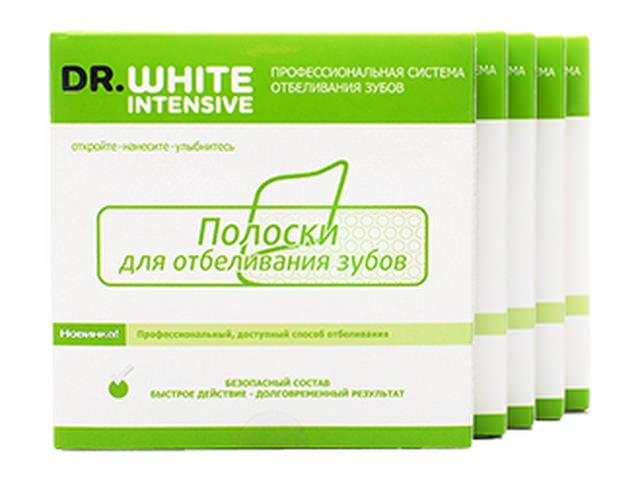 От компании Dr. White