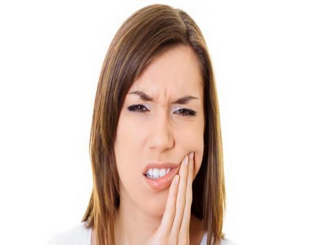 Боль зубах