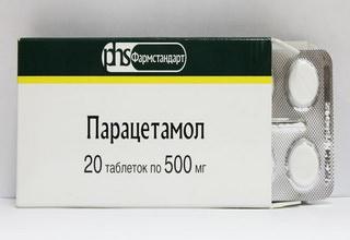 Можно ли Парацетамол при беременности, инструкция по применению препаратов от зубной боли и температуры